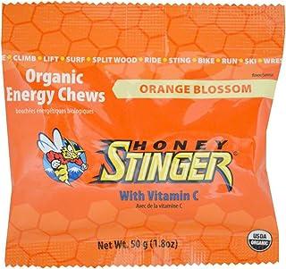 Honey Stinger Organic Energy Chews, Orange Blossom 12/Box - 72319