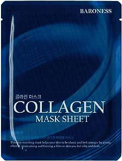 Best collagen mask sheet baroness Reviews
