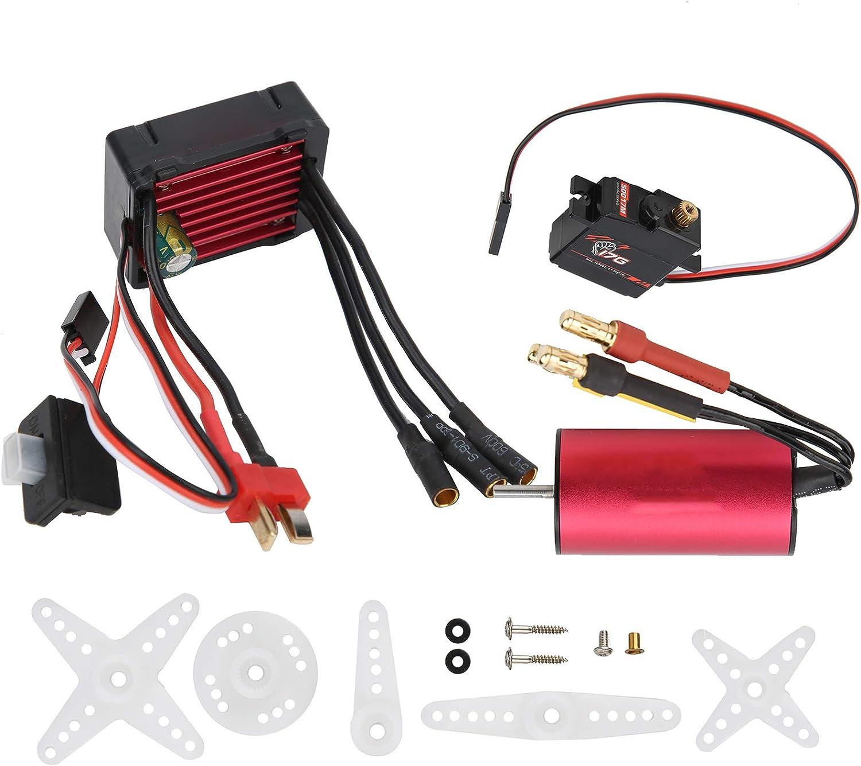 Dilwe Elegant RC Car Brushless Motor 35A half Electronic Speed Set Controller