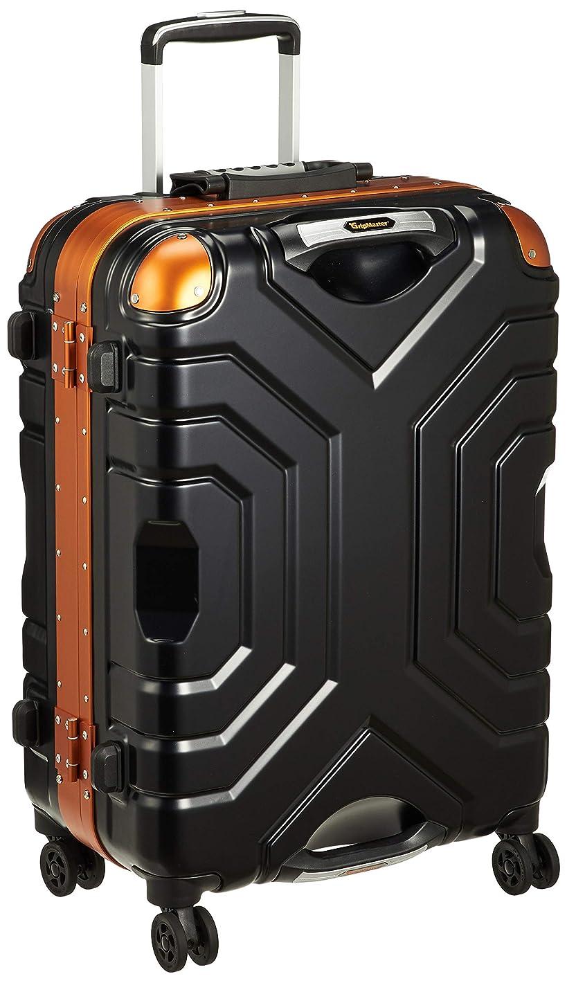 性別晩餐メタン[シフレ] スーツケース ハードフレームケース GripMaster(グリップマスター) シフレ 1年保証 保証付 52L 58 cm 5.1kg