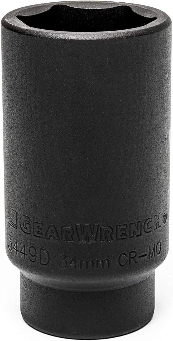 Lug Nut Socket Set/ 89083 GEARWRENCH 7 Pc