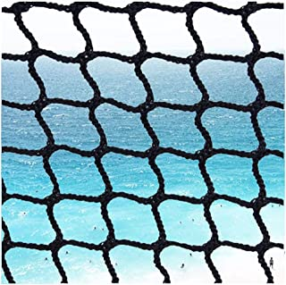 Backstop Netting,Baby Stair Net Balcony Safety Kids Railing Ball Stopping Netting Nylon Backstop Goal Ball Stop Net Nets Golf Course Barrier Replacement Protection Rope Children Rail Stairs Indoor Out