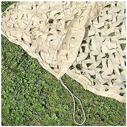 Filet d'ombrage ZXMEI Filet De Camouflage De Parasol, Activités De Plein Air, Camp D'été for étudiants, Tente Cachée Extérieure Multi-Dimensions (Taille   5x10m)