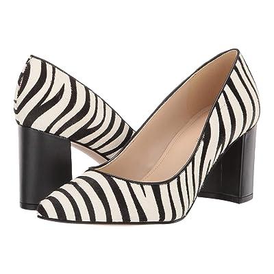 Marc Fisher Claire 2 (Zebra Print) High Heels