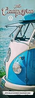 VW Camper Vans Slim 2020 Calendar - 2020 Calendar - Official Merchandise