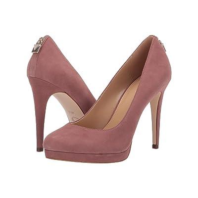 MICHAEL Michael Kors Antoinette Pump (Dusty Rose) High Heels