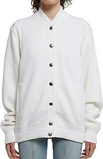 GIVENCHY Luxury Fashion Womens BW006V4Z51121 White Jacket   Fall Winter 19