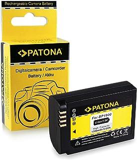 Bateria BP-1900 Para Samsung NX1 Smart Camera
