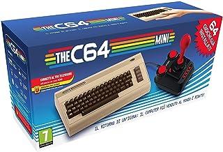The C64 Commodore 64 Mini Retro PC Legacy Games Console
