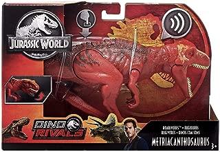 Jurassic World Dino Rivals Roarivores Metriacanthosaurus Jurassic Park Action Figure