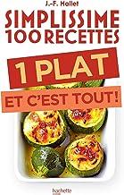 Livres Simplissime 100 recettes : 1 plat et c'est tout PDF