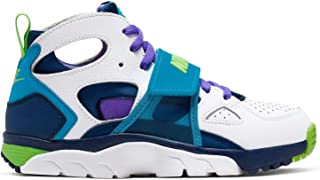 Boys sneakers 704943-300 NIKE HUARACHE RUN PRINT GS