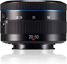 Samsung NX 20-50mm f/3.5-5.6 Zoom Camera Lens (Black)