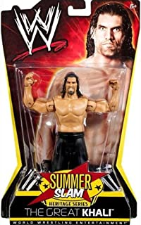 WWE Summer Slam Heritage 2008: Great Khali Figure - PPV Series #9
