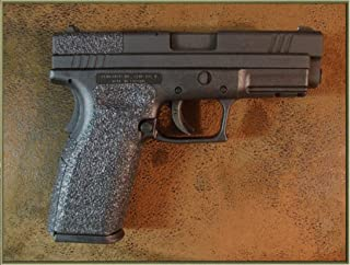 Sand-Paper-Pistol-Grips' (Brand) - SRG70 Peel and Stick Grip Enhancements for The Springfield Armory XDM Standard Grip .45 ACP