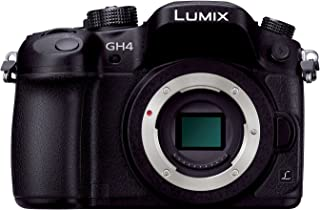 Panasonic DMC-GH4GC-K 16.1MP Digital SLR Camera (Black) Body