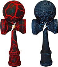 KENDAMA TOY CO. 2 Pack -The Best Kendama for All Kinds of Fun (Full Size) – 2-Pack..