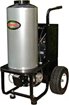SIMPSON MB1518 1500 PSI at 1.8 GPM Diesel Fired Hot Water Pressure Washer