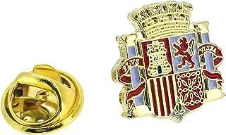 Pin de solapa del Escudo de la II República Española | Pines Originales y Baratos Para Regalar | Para las Camisas, la Rop...