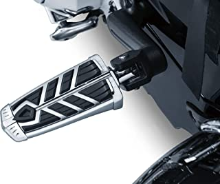 Kuryakyn 8828 Splined Male Mount Peg Adapters for Front/Rear Footpegs and Floorboards: Indian, Victory Motorcycles, Chrome, 1 Pair