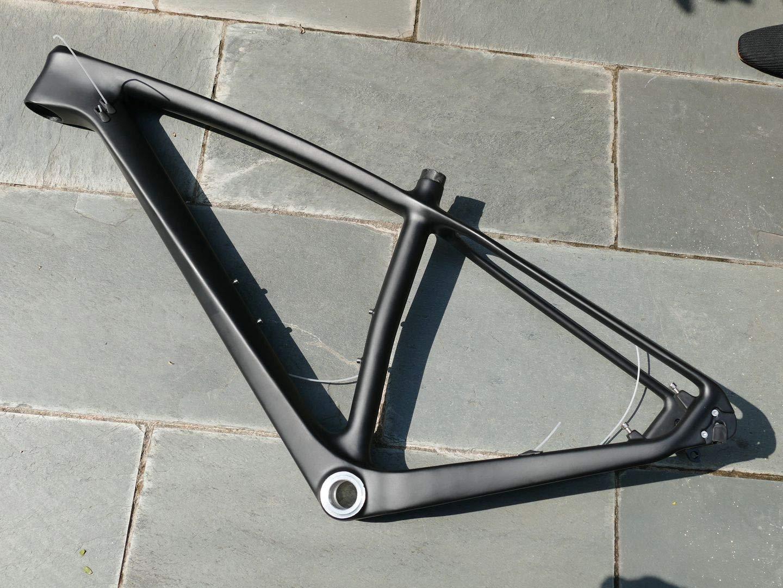 Flyxii - Marco para Bicicleta de montaña (Fibra de Carbono, Eje ...