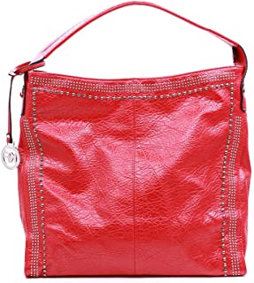 NOBASIC RED HANDBAG FOR WOMEN