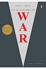 The 33 Strategies of War (Joost Elffers Books) Kindle Edition