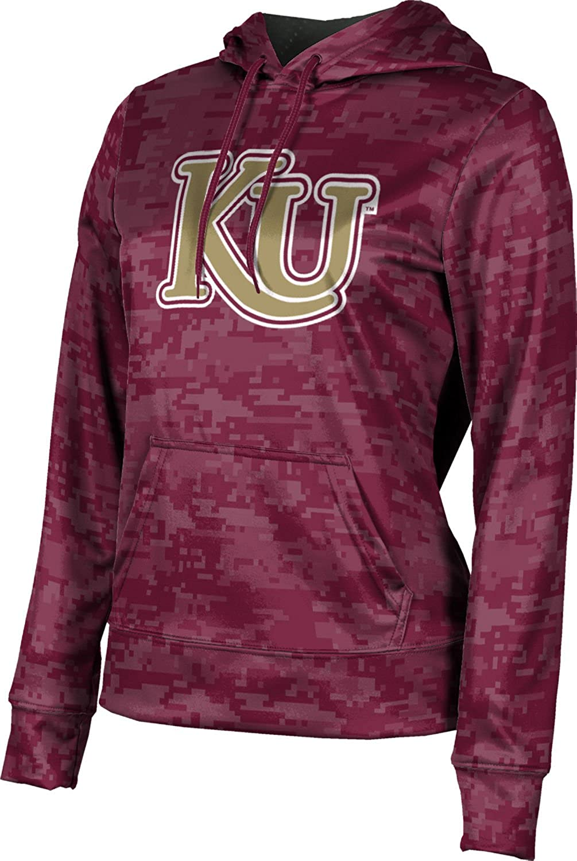 ProSphere Kutztown University Girls' Pullover Hoodie, School Spirit Sweatshirt (Digital)