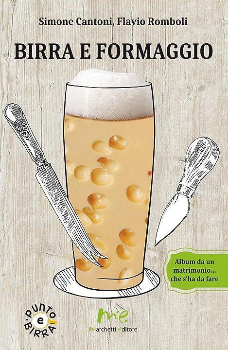Birra e formaggio. album da un matrimonio... che s`ha da fare (italiano) copertina flessibile 978-8899014414