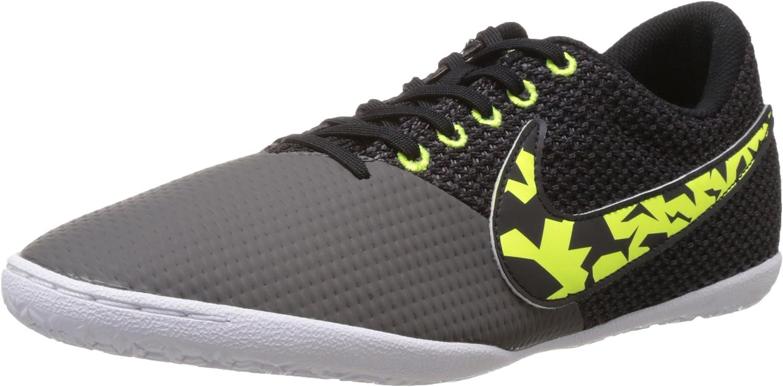 Nike Elastico Pro III IC US herr herr herr 6 M (svart  Volt  MidnightFog  vit)  heta sportar