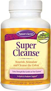 herbal colon cleanse by Nature's Secret