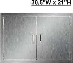 double access doors