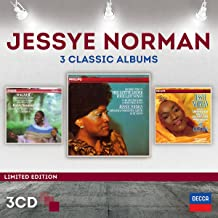 Jessye Norman - Three Classic Albums