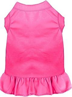 Mirage Pet Products 59-00 LGBPK Plain Pet Dress, Large, Bright Pink