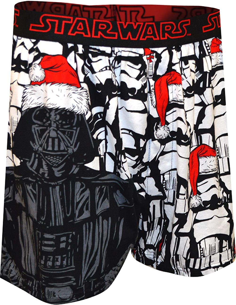 STAR WARS Men's Merry Christmas from The Dark Side Boxer Shorts