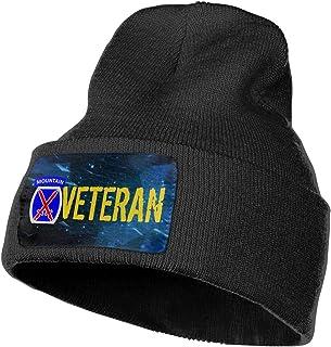 10th Mountain Division Veteran Men&Women Beanie Hat Skull Cap Cuff Hat