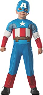 Marvel Super Hero Adventures Toddler Muscle Chest Costume