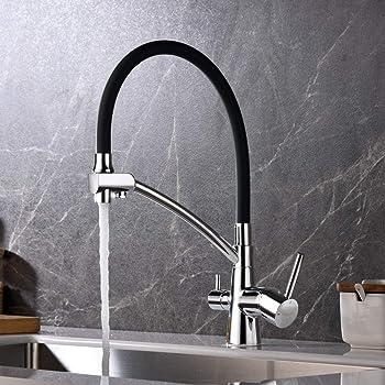 GAPPO Commercial - Grifo purificador de filtro de agua para ...