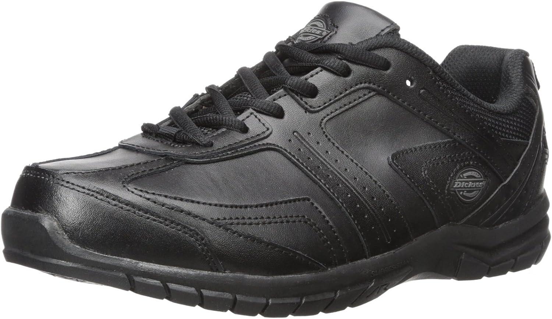 Dickies Men's Vanquish Ankle Boot, Black, 07 Wide US