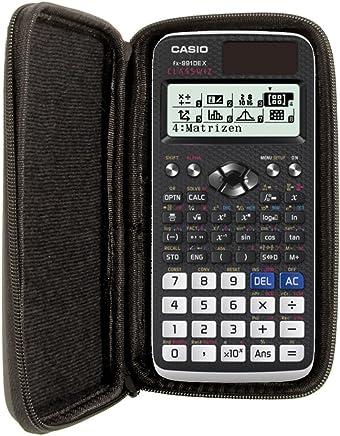 Custodia SafeCase per calcolatrice, modello: Casio FX-991 EX - Trova i prezzi più bassi