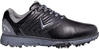 Callaway Golf Men's Chev Mulligan S Waterproof Golf Shoe -