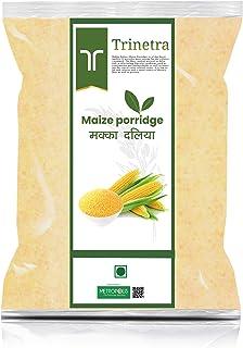 Trinetra Makka Daliya (Maize Porridge)-5Kg (Packing)