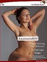 Art Models Anastasia039: Figure Drawing Pose Reference (Art Models Poses) (English Edition)