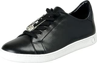 Versace Versus Men's Black Leather Fashion Sneakers Shoes Sz US 9 IT 42