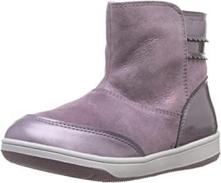 Geox B New Flick Girl B, Bottes Fille
