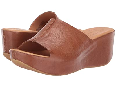 Kork-Ease Greer (Brown Full Grain Leather) Women
