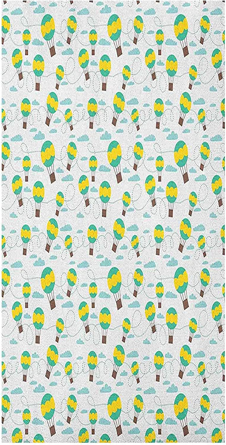 Static Kids Special price Window Film Pattern with Air Ball Style Cartoon Long-awaited Hot