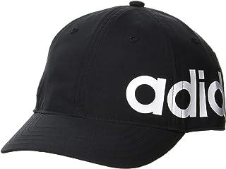 adidas Unisex Baby Baseball Bold Cap, Black (Black/White), OSFC