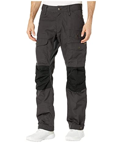 Fjallraven Vidda Pro Ventilated Trousers (Dark Grey/Black) Men