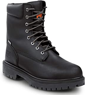 Timberland PRO 8-inch Direct Attach Men's Steel Toe Boot